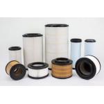 Round Soft PU Air Filter