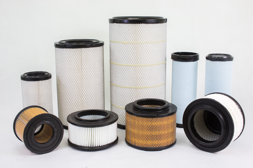 Round Soft PU Air Filter Manufacturer